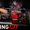 Unboxing & Overview   MSI Z170A Gaming M7 Motherboard