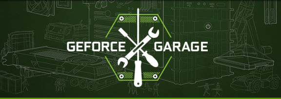GeForce Garage ~ Nixiagamer.com
