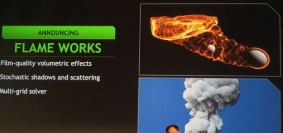 Nvidia FlameWorks Announcement