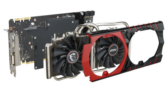 MSI Gaming Twin Frozr ~ Nixiagamer.com