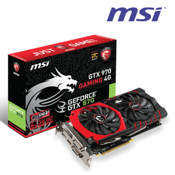 MSI GTX 970 Gaming LE Box ~ Nixiagamer.com