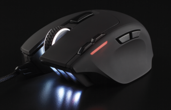 Corsair Gaming Sabre RGB Optical and Laser Sensor Mice ~ Nixiagamer.com