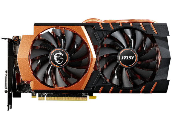 Limited Editon MSI GeForce GTX 970 Golden Edition with TwinFrozr V ~ Nixiagamer.com