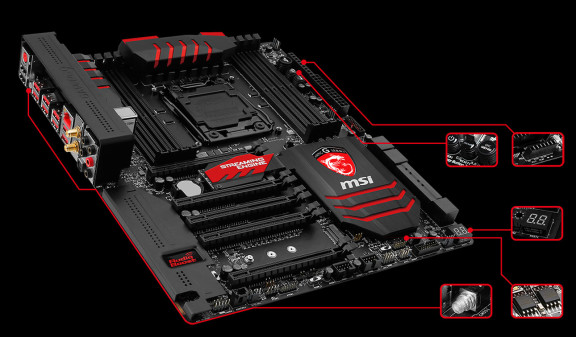 MSI Gaming Features ~ Nixiagamer.com