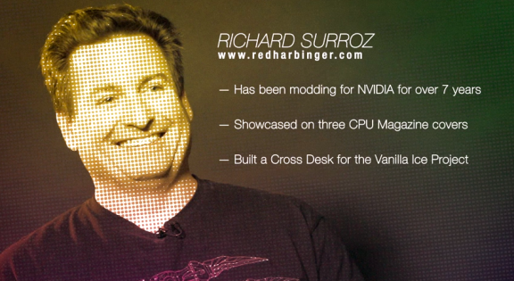 Richard Surroz ~ Nixiagamer.com