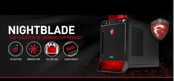 MSI Nightblade Features ~ Nixiagamer.com