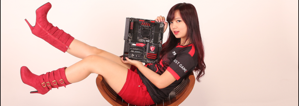 Unboxing | MSI X99S Gaming 9 AC Motherboard