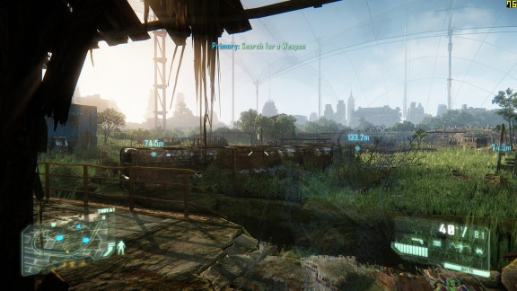 Crysis 3 - High Setting