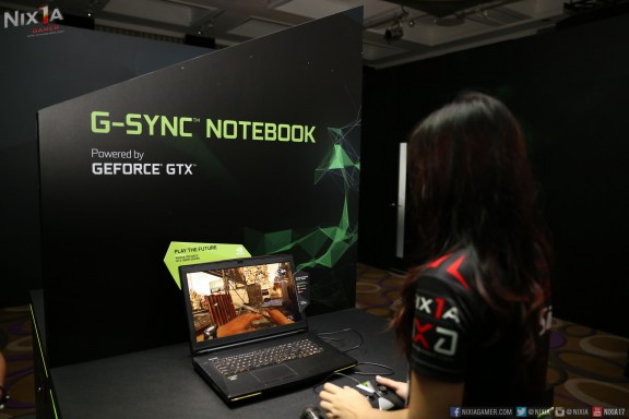 G-Sync Notebook
