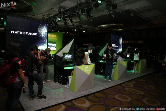 GeForce VR Experience