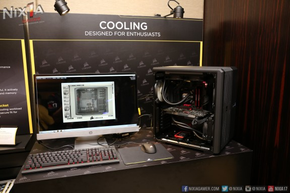 Corsair Liquid Cooler