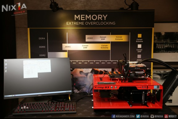 Corsair Memory Overclocking