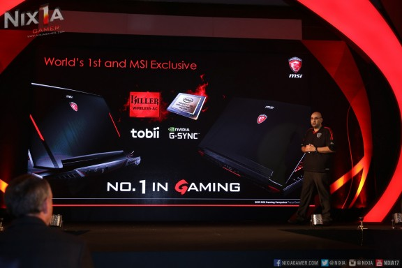 MSI Notebook Exclusive Features