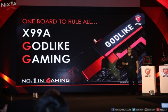 MSI X99 GODLIKE Features
