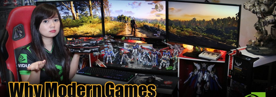 Why Modern Games are Killing Your GPU?