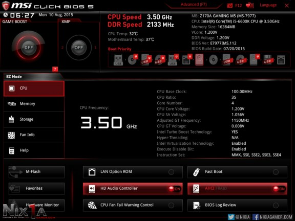 MSI New BIOS