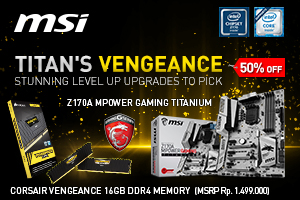 MSI Indonesia Components