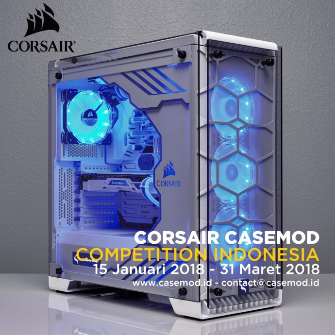 corsair competition