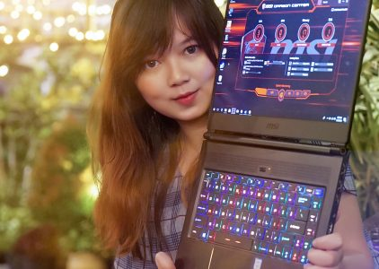 •VIDEO• Apa kehebatan dari MSI GS65 Stealth Thin?